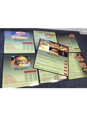 Backlit Poster Printing Service