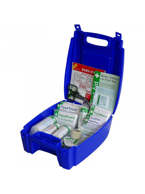 British Standard Compliant Catering First Aid Kit - Multiple Sizes