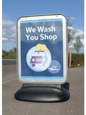 Sentinel Forecourt Displays - Multiple Sizes