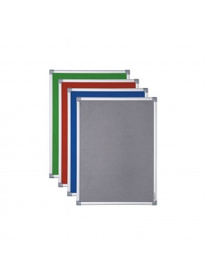 Fabric Pin Notice Boards - Multiple Options