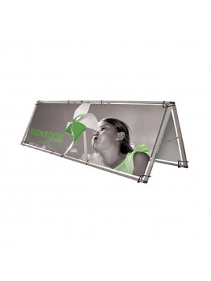 Freestanding Banner Frame & Banner - Multiple Options