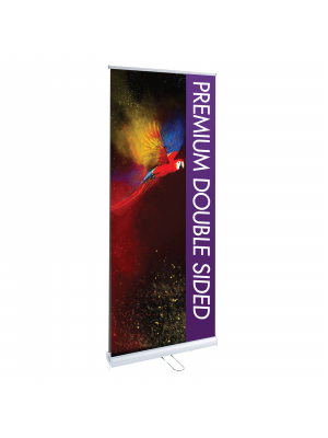 Premium Roller Banners - Double Sided