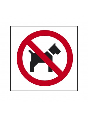 No Dogs Symbol Sign