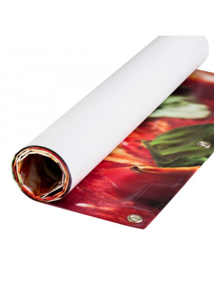 Single Sided PVC Banners