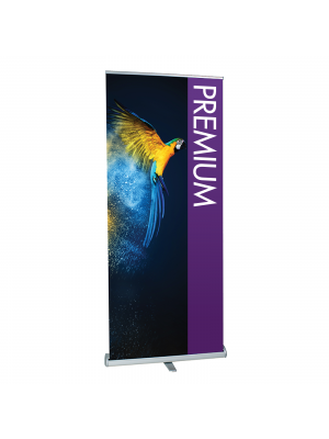Premium Roller Banners - Single Sided