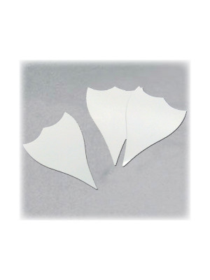 Shield PVC tickets - RS087 - Multipack