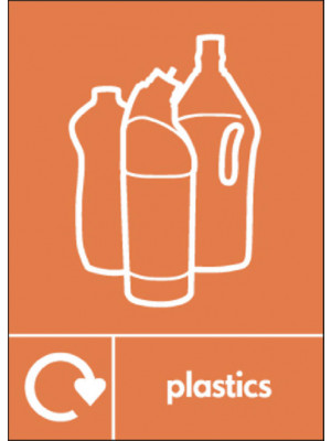 Plastic Packaging Recycling notice