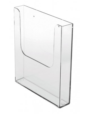 A4 Wall Mounted Leaflet Dispenser