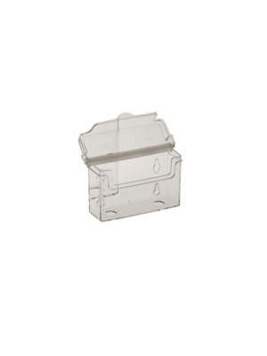 Exterior Business Card Dispenser with Lid - CT014