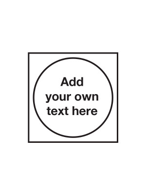 Create your own Catering Sign - CY004