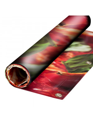 Double Sided Blockout PVC Banners