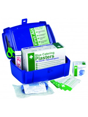 Blue Catering Plaster Kit - FA072