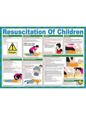HSP24 - Resuscitation of Children Poster