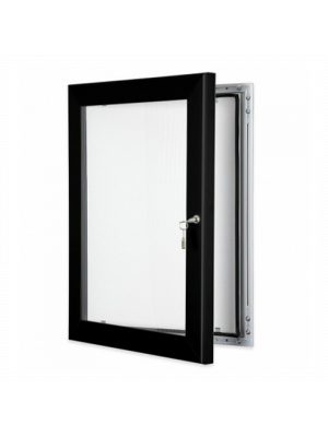 Black Key Lockable outdoor menu poster cases