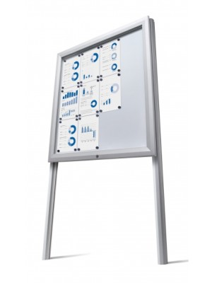 Premium Posts for Lockable Notice Boards