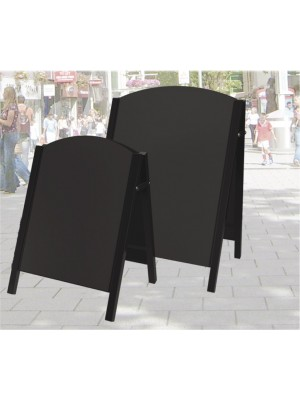 Heavy Duty Premier Steel Framed with Reversible HPL Chalkboards - Multiple Sizes