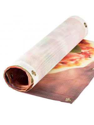 PVC Mesh Banners