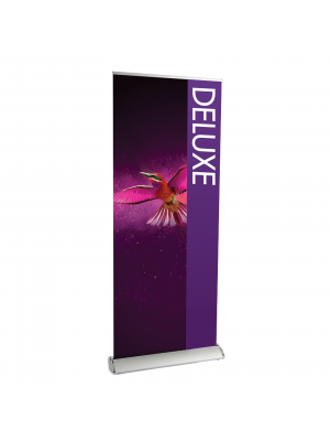 Deluxe Roller Banners - Single Sided