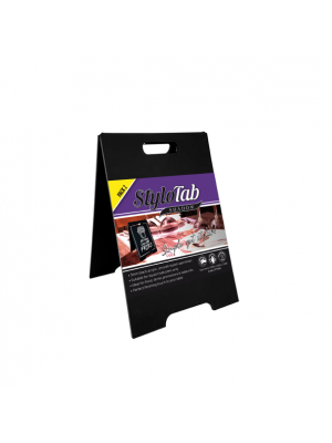 Mini A-Board Tabletop counter top tent message board. Pack of 2