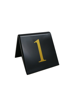 Replacement Table Top Table Numbers - TNB Range