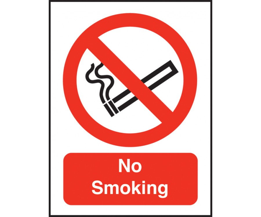 No Smoking Swimming Pool Safety Notice - SPS014 - Spa & Pool Area ...