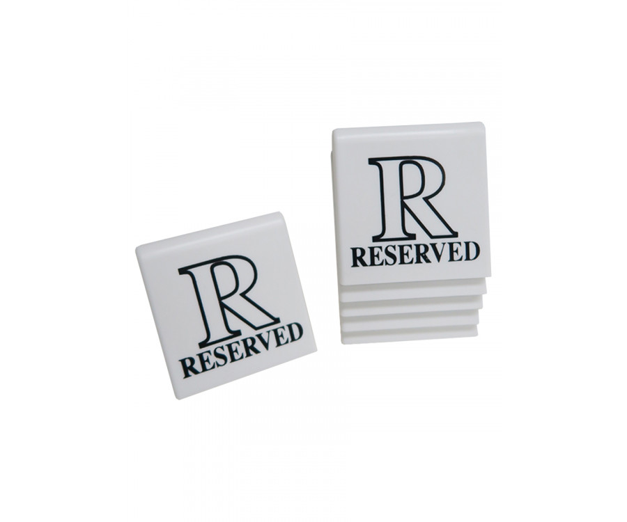 Reserved Symbol Table Notices Tnwr Multipack