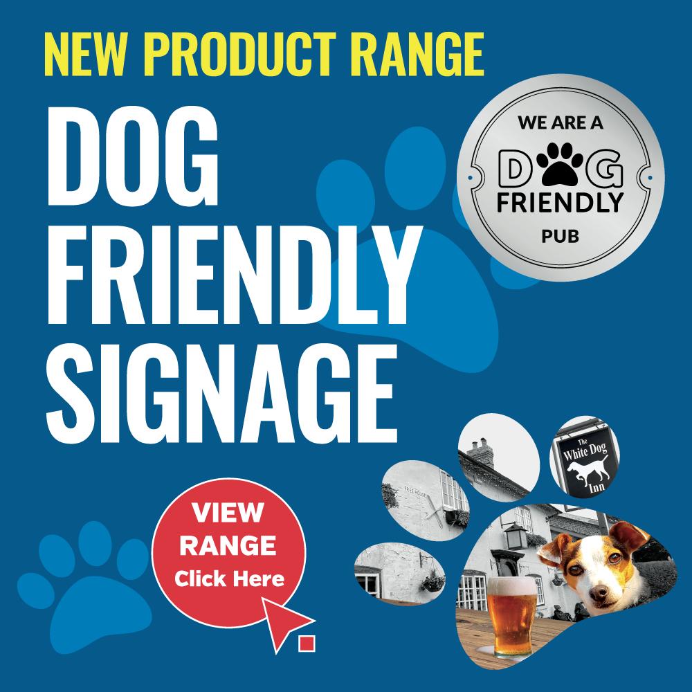 Dog Friendly Web Banner