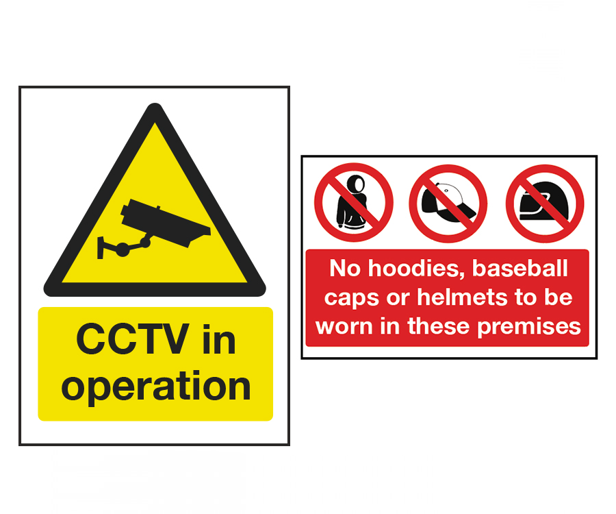 CCTV & Security Notices