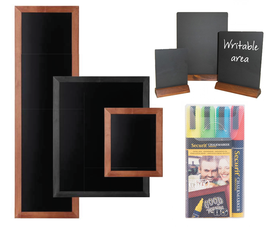 Chalkboards & Message Boards