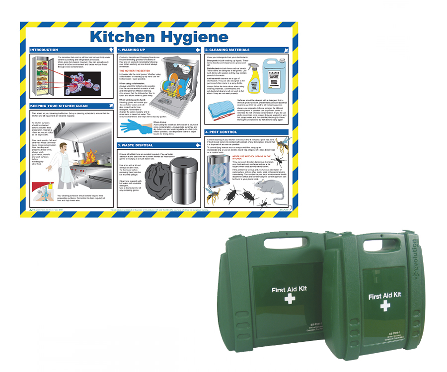 H&S Posters & First Aid Kits