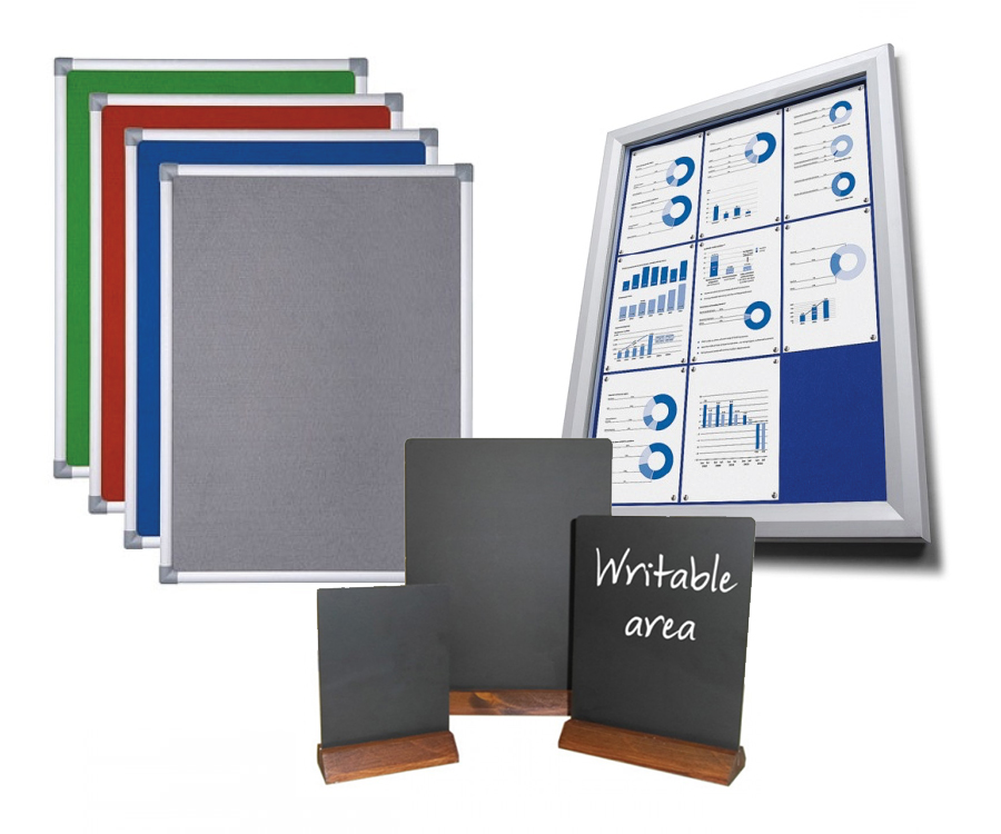 Noticeboards & Chalkboards