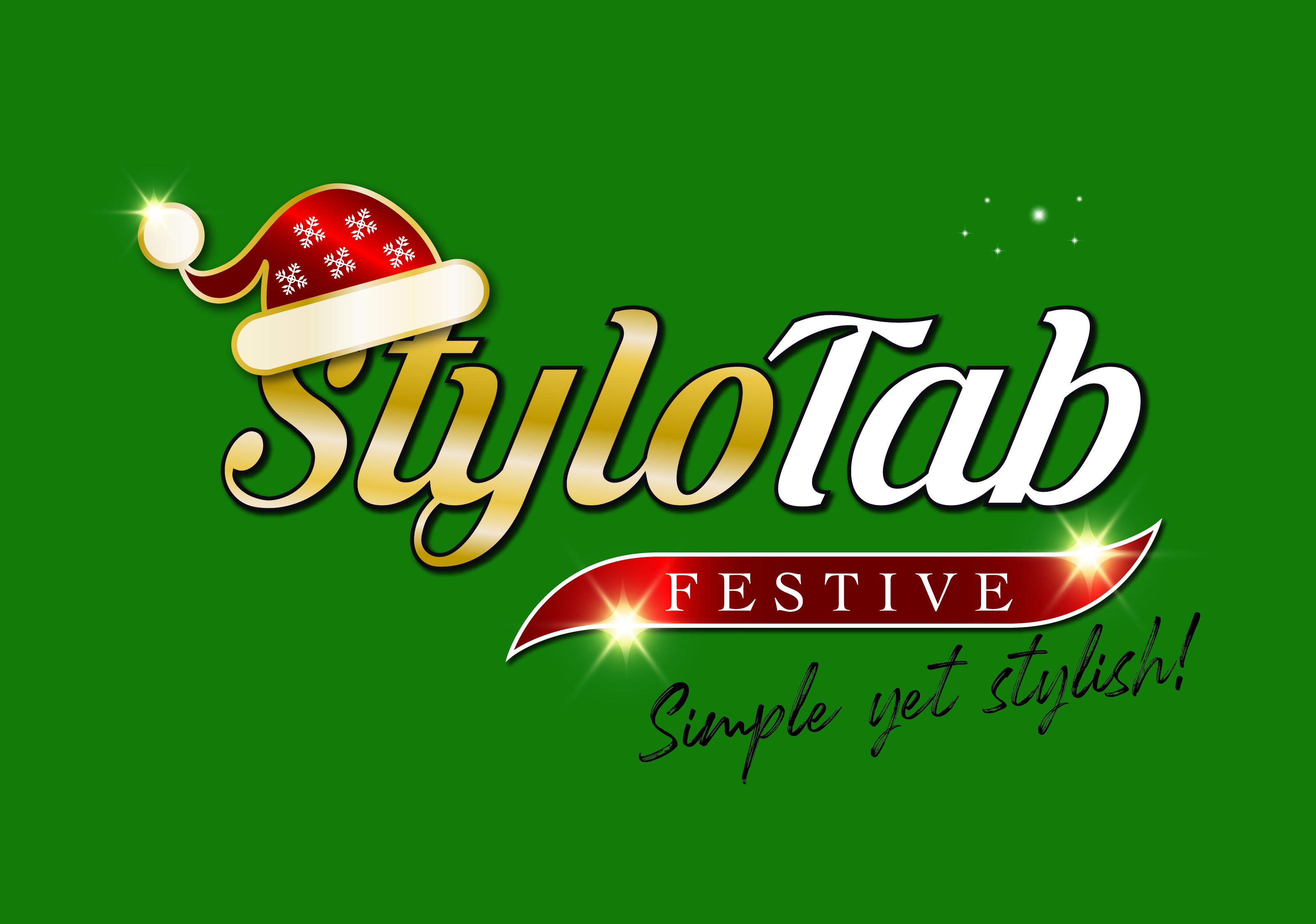 Stylotab Festive