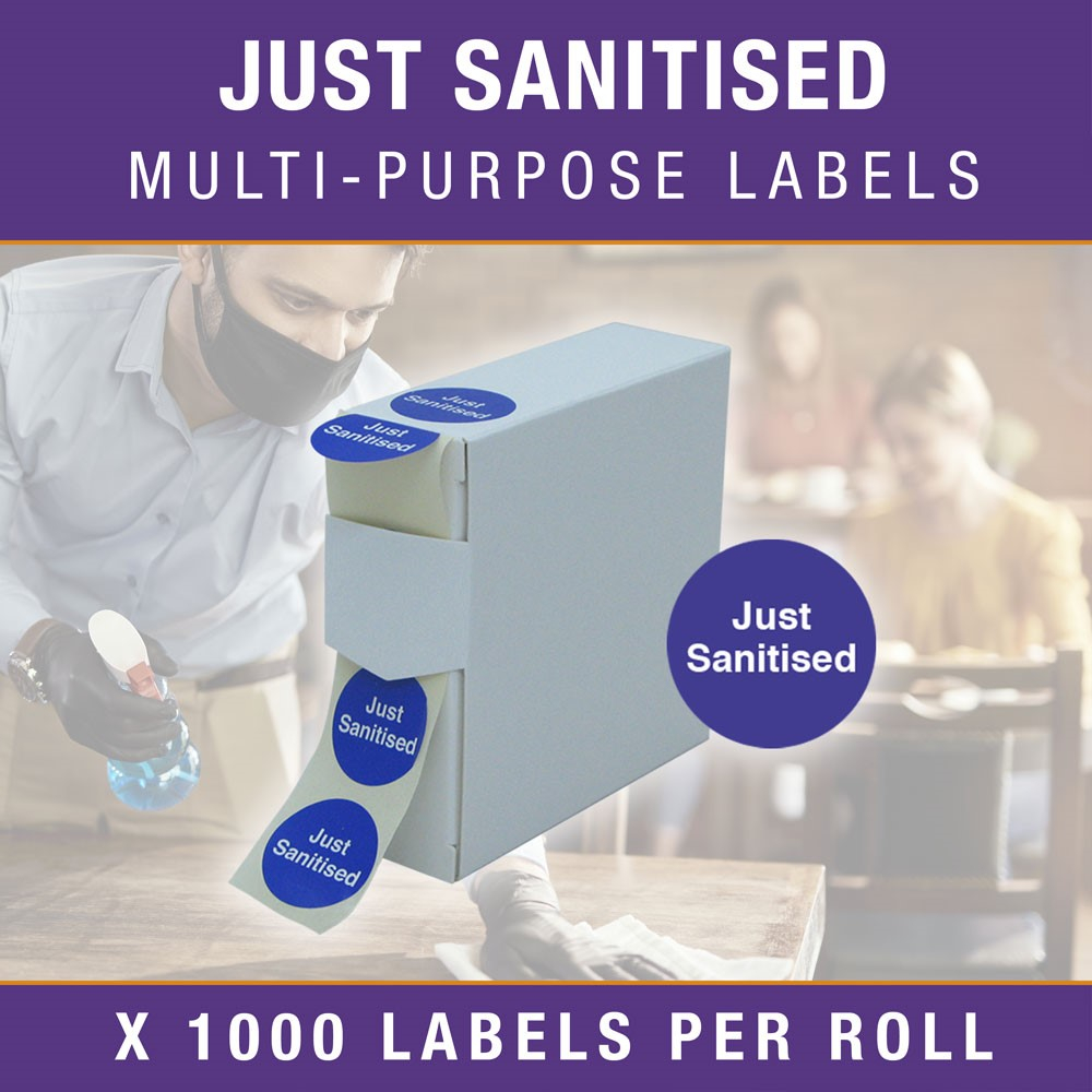 Just Sanitised Labels